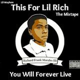 Mo Chedda Records - This For Lil Rich  Cover Art