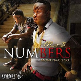 Numbers ft Moneybagg Yo (Clean)