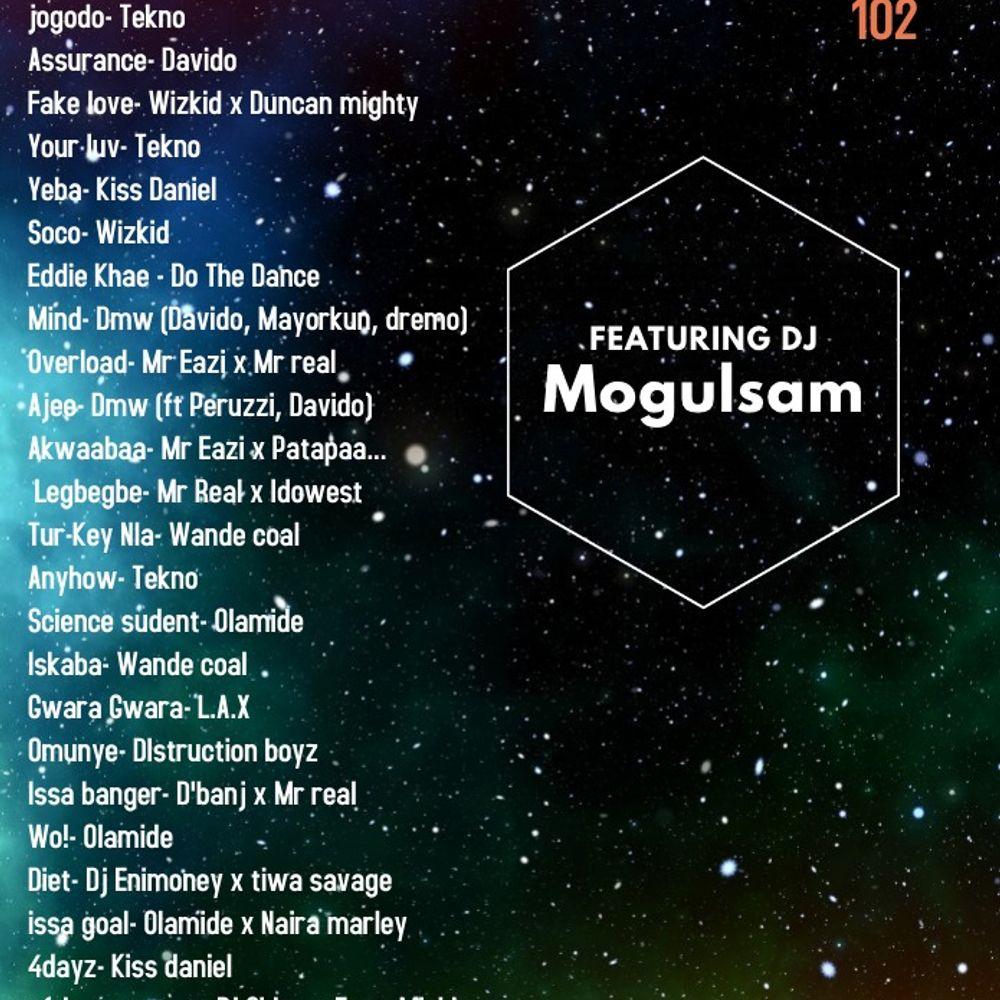 Mogulsam_dj - Afrobeatz Klass 102 uploaded by Mogulsam_dj - Listen