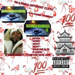 """JERSEY """"HOT NEW"""" ARTIST: $MONEY$MINK$ HD - (IM A DIFFERENT KINDA OF CLOTH) THE AUDIO Cover Art"""