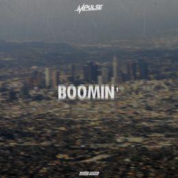 Mpulse - Boomin' Cover Art