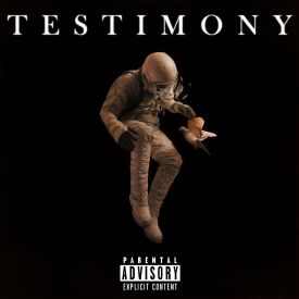 Mr. 3 - Testimony Cover Art