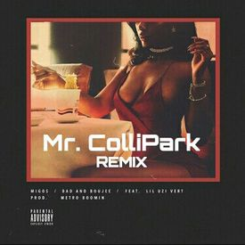 BAD AND BOUJEE - MR. COLLIPARK REMIX