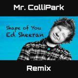 Mr. ColliPark - SHAPE OF YOU - MR. COLLIPARK REMIX Cover Art
