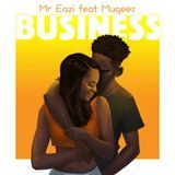 Mr LDN 1st - Business Cover Art
