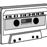 Mr LDN 1st - OLD SCHOOL Cover Art
