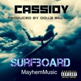 """""""Surfboard"""" (Drunk In Love- GMix)"""