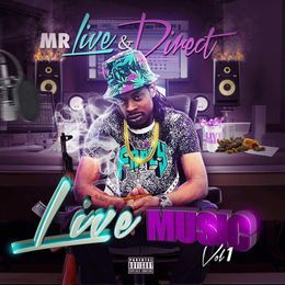 Mr.Live & Direct - Live Music Vol 1 Cover Art