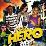 Dj.cortez - Hero (Flammable Riddim) September 2014 Cover Art
