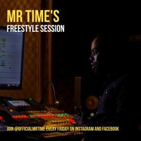 Mr Time Freestyle Session Season 2 Episode 10 With Alvin