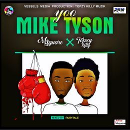 Msquare - Yoo Mike Tyson Cover Art