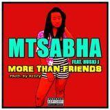 Mtsabha - More Than Friends Cover Art