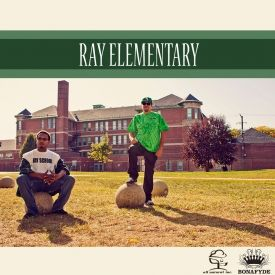 Mulatto Patriot - Ray Elementary Cover Art