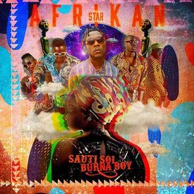 Sauti Sol ft Burna Boy - Afrikan Star|Mullastar