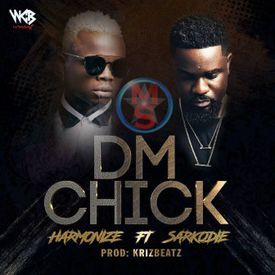 Harmonize Ft Sarkodie - DM Chick|Mullastar