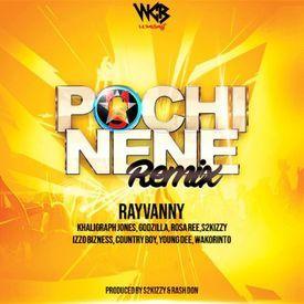 Rayvanny Ft Khalighaph,Godzilla,Young dee,Rosa Ree - Pochi Nene Remix