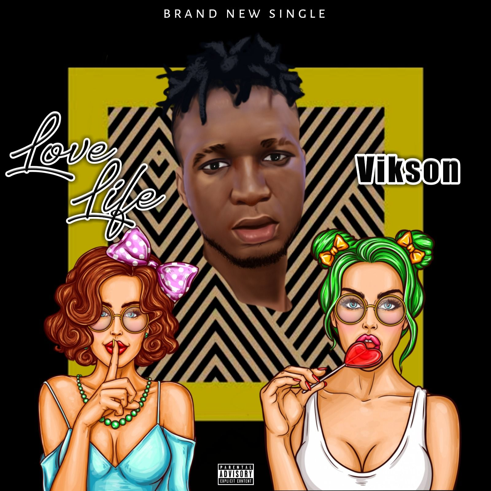 Love life by Vikson from music promotion: Listen for free