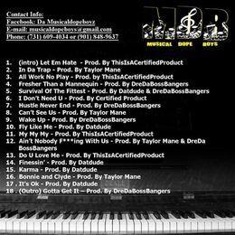 musicaldopeboyz - We Got That Work Cover Art