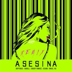 Asesina (Official Remix)