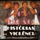 Diller VILLA [4ª LIÇÃO] - Historias de Violencia Cover Art