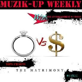 Wale Makes Muzik-Up Weekly Music Charts with [Matrimony] Ft. Usher