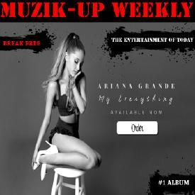 Ariana Grande Makes Muzik-Up Weekly Music Charts With [One Last Time]