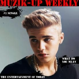 Justin Bieber Tops Music Charts on Muzik-Up Weekly with [Where Are You Now]