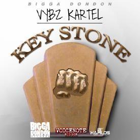 Vybz Kartel Key Stone (Voice Note Riddim) 2015