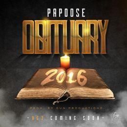 9Clacks - Obituary 2016 Cover Art