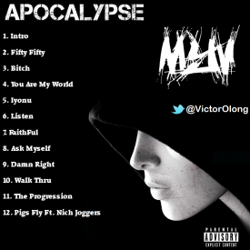 MYV - Apocalypse Cover Art