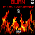 MYV - Burn Cover Art