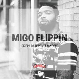 DJ Na Nillz - Skippa Da Flippa - Migo Flippin ft TakeOff  Cover Art