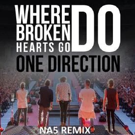 Where Do Broken Hearts Go (NA5 Remix)