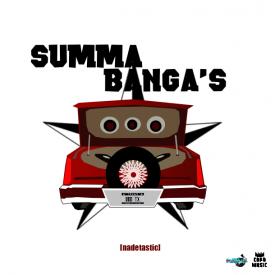 Nadetastic - Summa Banga's Cover Art