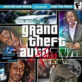 Nadetastic - Grand Theft Audio IV Cover Art
