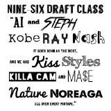nahright - Nine-Six Draft Class Cover Art