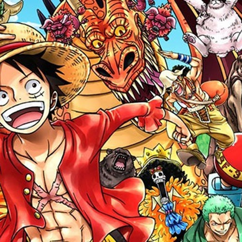 One Piece Opening by One Piece: Listen on Audiomack