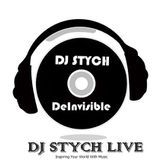 Nana Kojo Stych Sarkcess - DJ STYCH DeInvisible - AfroHipHopDanceHall MixTape (Mixed By @IamDJSTYCH Cover Art