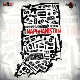 Naptown Exclusives - Napghanistan Cover Art