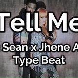 Nate Vibez - Tell Me | Big Sean x Jhene Aiko Type Beat Cover Art