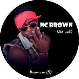NC Brown - Nké Vol 1 Cover Art