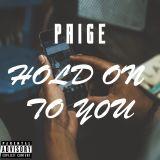 Ndzingeko Paige Mabuza - Hold On To You Cover Art