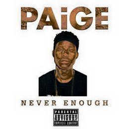 Ndzingeko Paige Mabuza - Never Enough Cover Art