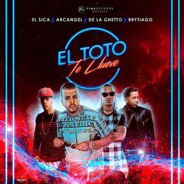 Trapeton - El Toto Te Llueve (feat. Arcangel, De La Ghetto & Brytiago) Cover Art