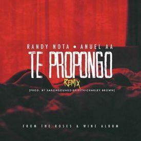 Te Propongo (Remix) [feat. Anuel AA]