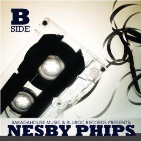 Nesby Phips - B-Side Cover Art