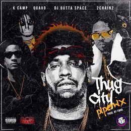 New Music 24/7 - Thug City (Remix) Cover Art