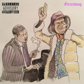 Chris Crack and the New Deal Crew - TREESWAG Cover Art