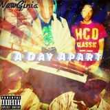 NewGinia - A Day Apart Cover Art