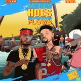 NewHipHopSong.com - Money, Hoes & Flows (Hosted by DJ Drama) Cover Art